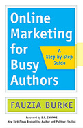 9781626567856 Online Marketing Busy Authors Burke