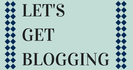 So, You Want to Be a Blogger