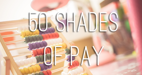 50 Shades of Pay: Making Money as a Writer