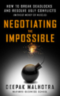 A BK Book in a Single Haiku: Negotiating the Impossible