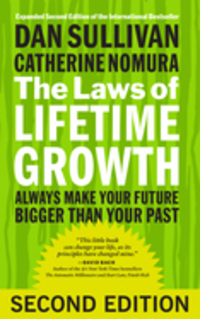 A BK Book in a Single Haiku: The Laws of Lifetime Growth