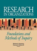 Research in Organizations