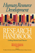 Human Resource Development Research Handbook