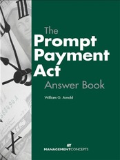 The Prompt Payment Act Answer Book