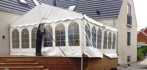 10 Factors To Buy A Party Tent